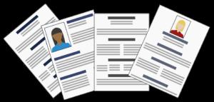 Cv, Curriculum Vitae, Entrevue, Recrutement, L'Emploi